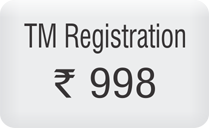 Trademark registration in rs 1499 only